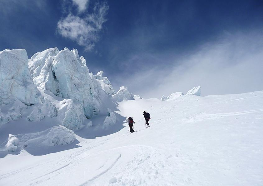 Skiour Haute Route