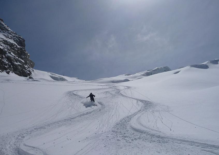 Haute Route Skidurchquerung