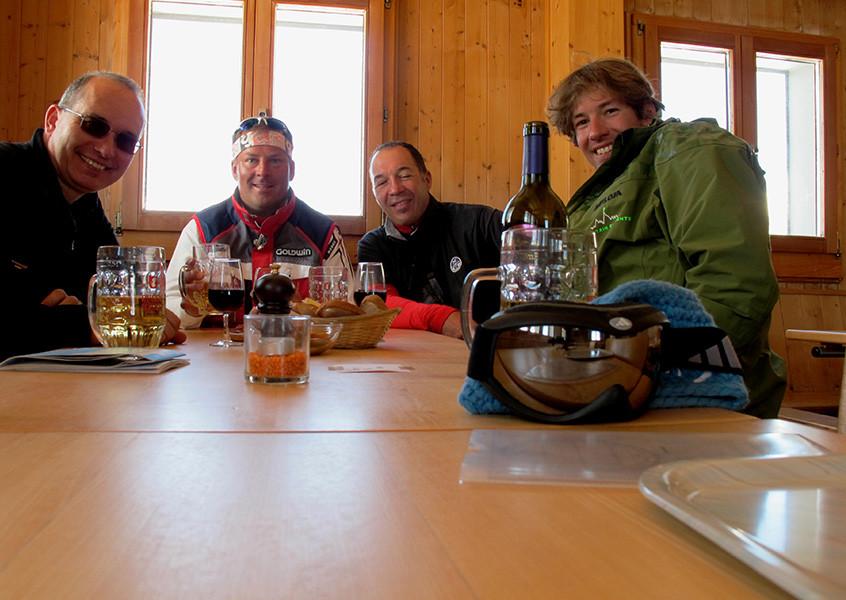 Zermatt, Skitour, Heliski, Bergführer,