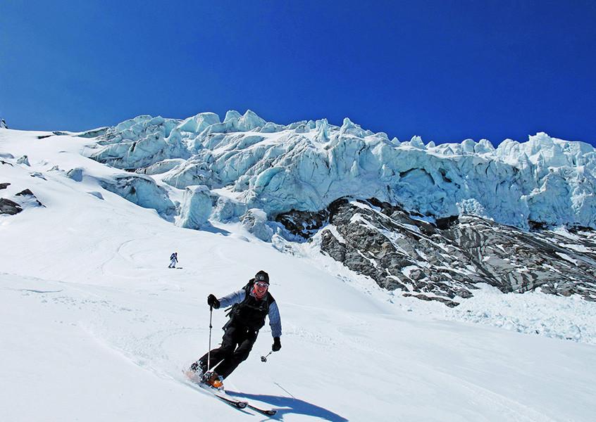Freeriding Zermatt