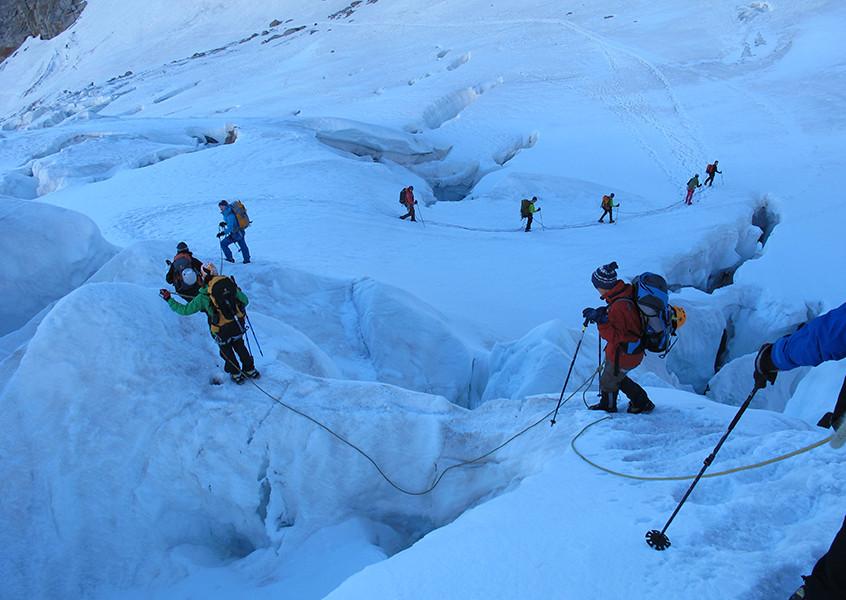 Gletscher Tour Wallis