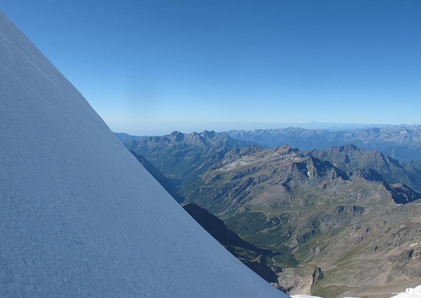 Hochtour, Wallis, Schweiz, Führung