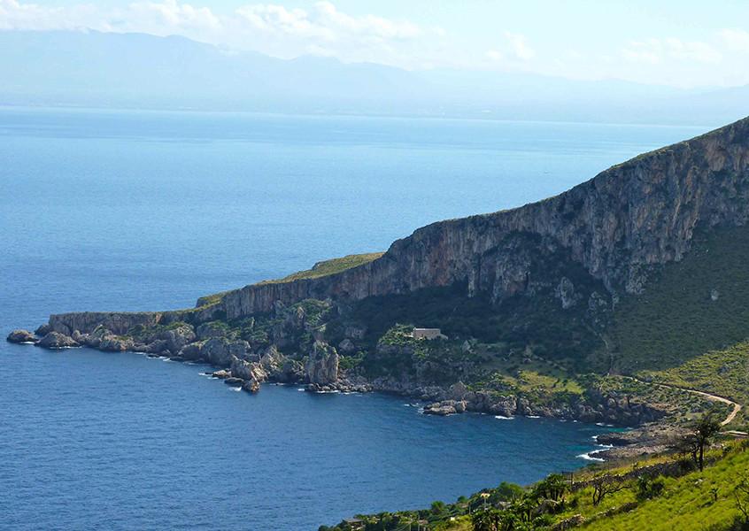 Klettern in Sizilien