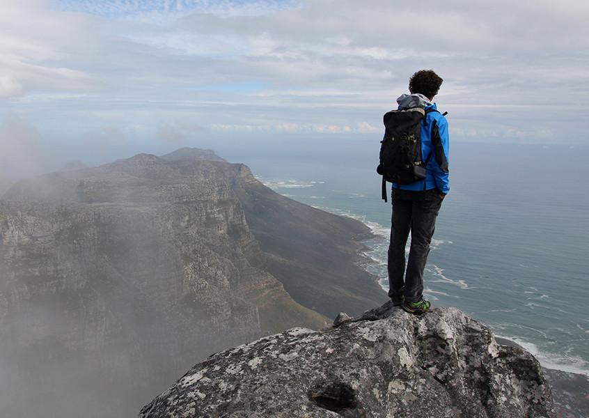 Bouldern Südafrika
