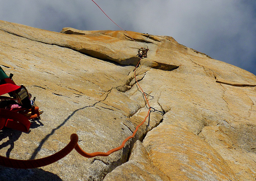 Yosemite Salathe