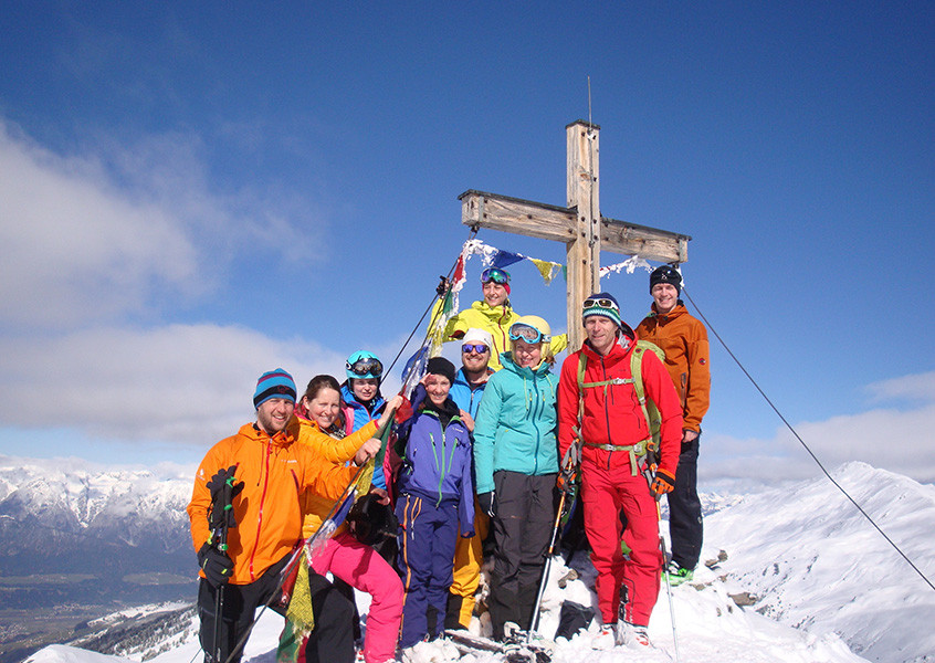 Skitourenkurs Tirol