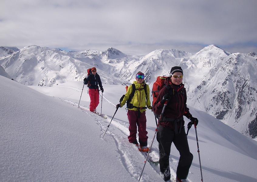Kurs Skitour