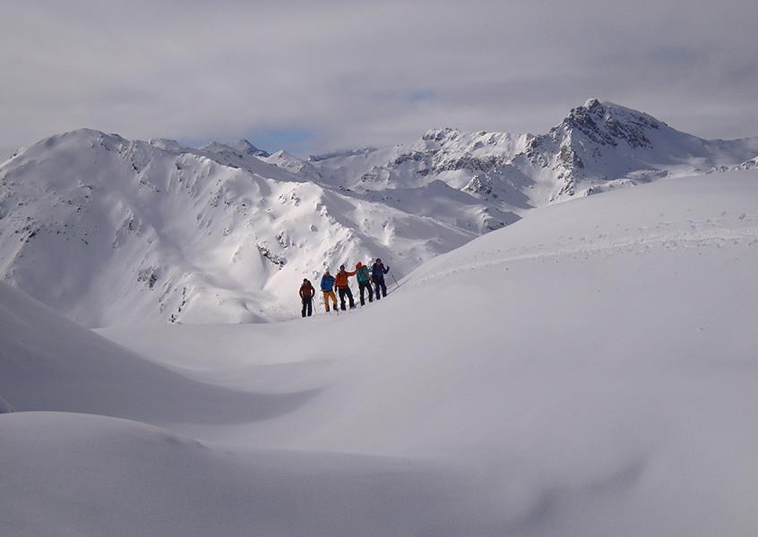 Skitouren mit Kurs