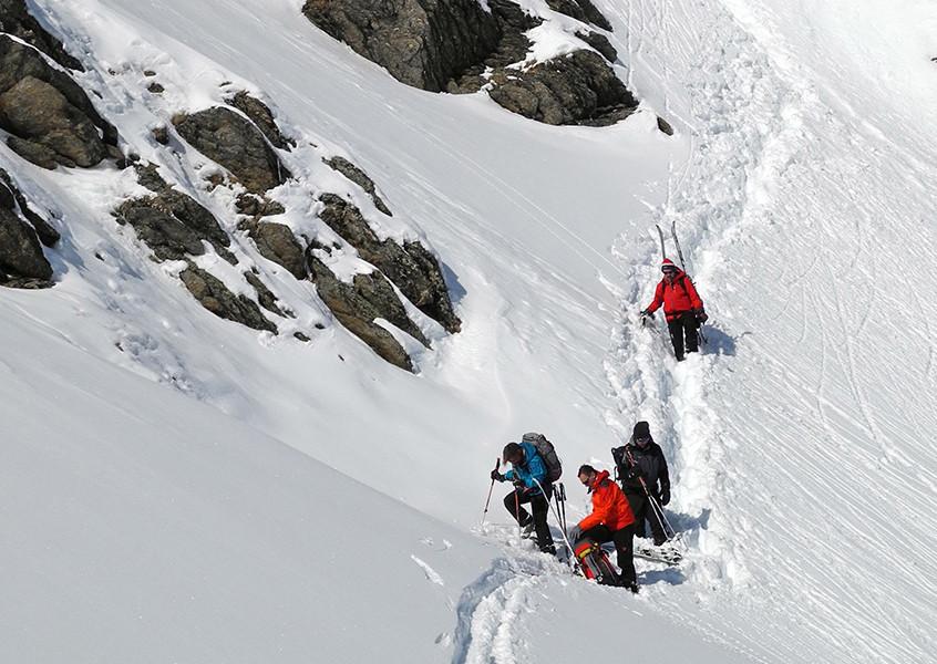 Blog Sellrain, Skitour, Hochtour, Bergführer