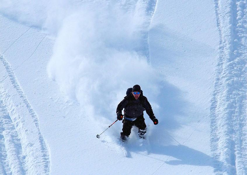Skitour Stubai mit Bergführer