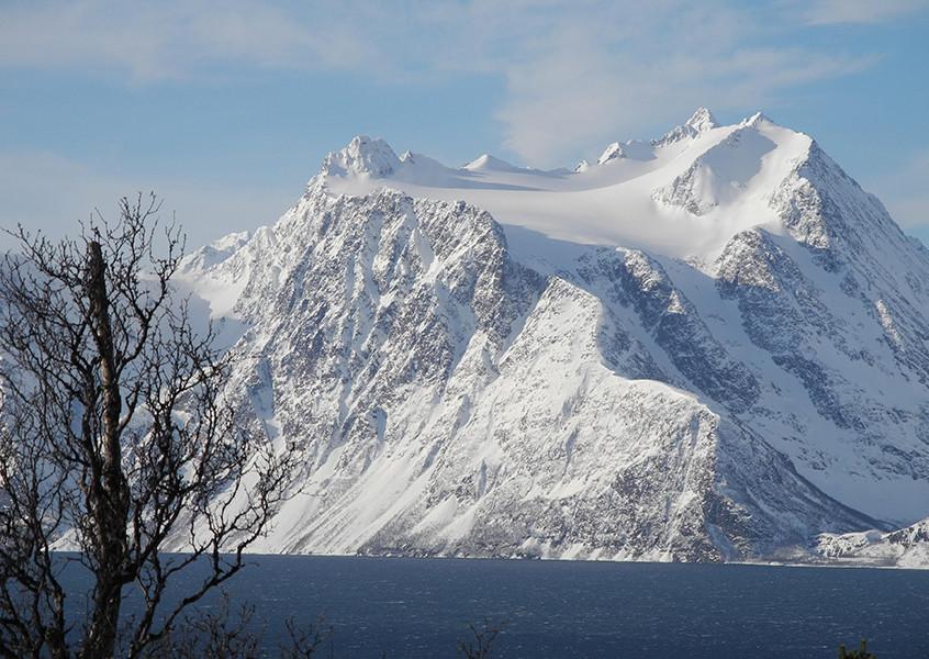 Norwegen Skitourenreise