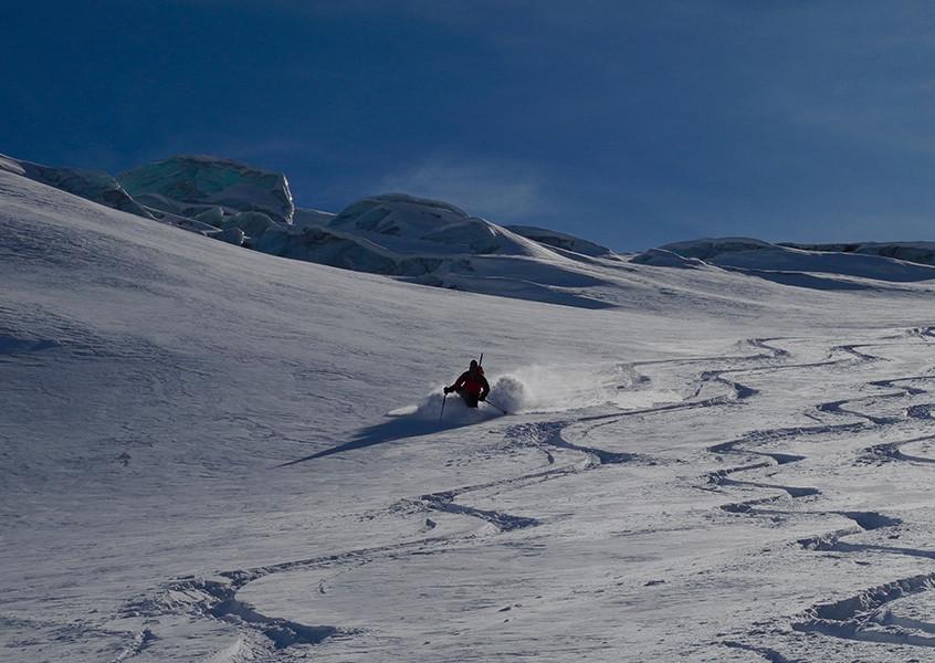 Skitour Zuckerhütl