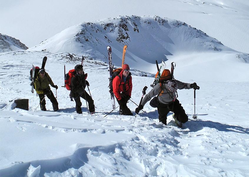 Stubai Zuckerhütl Skitour