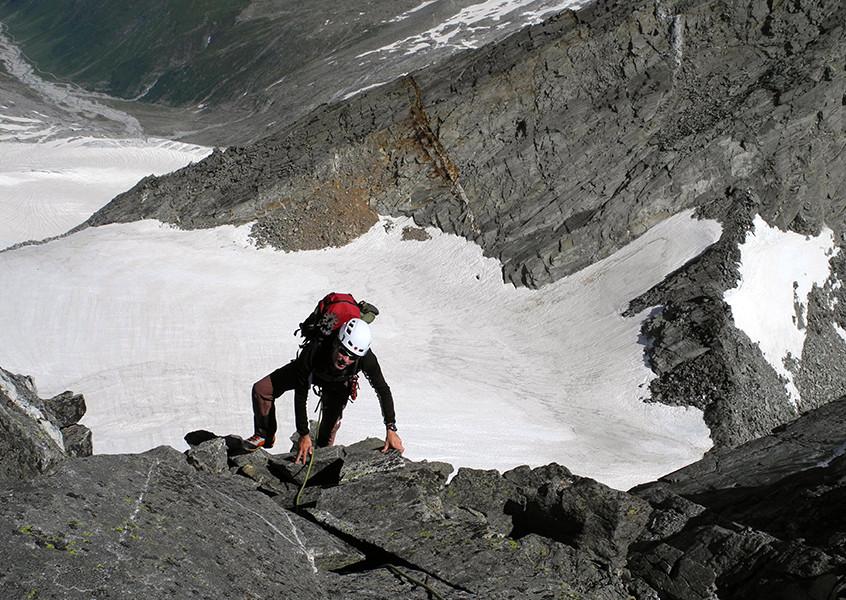 Zillertal Alpin Hochtour