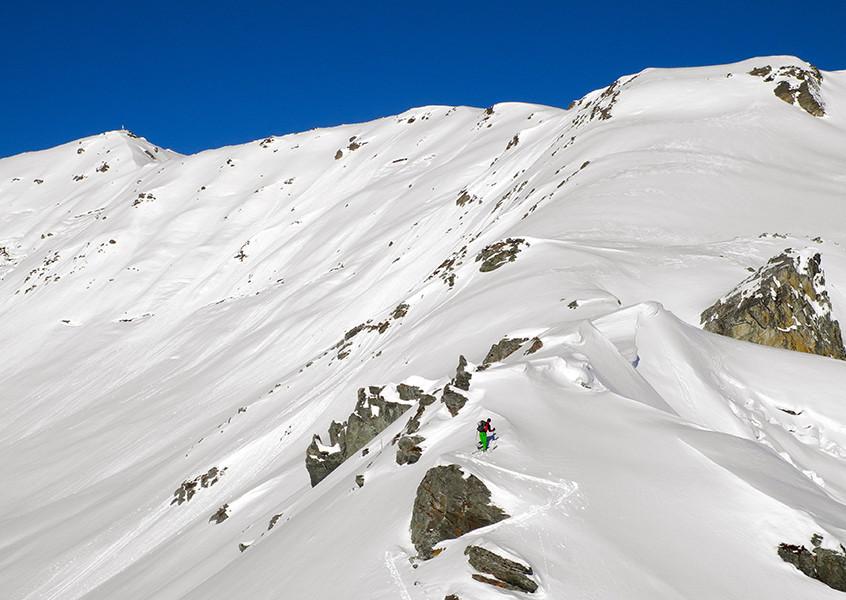 Skitour Hochfügen, Skitour Zillertal