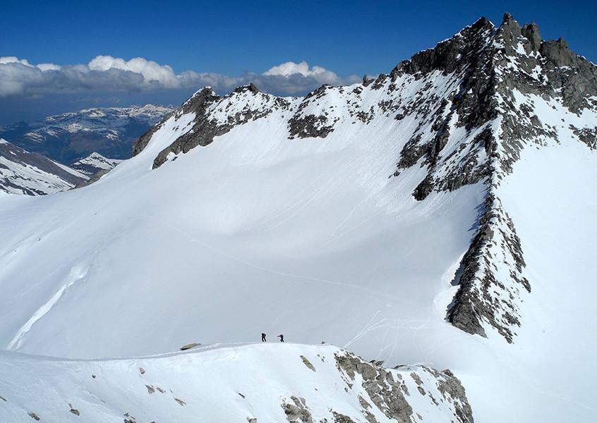 Transalp Skitour
