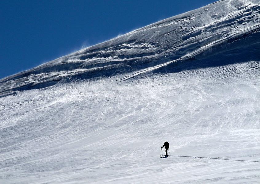 Bergführer Skitour Stubai