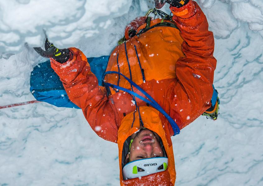 Klettern, Bergschule, Bergführer, Eis, Eisklettern