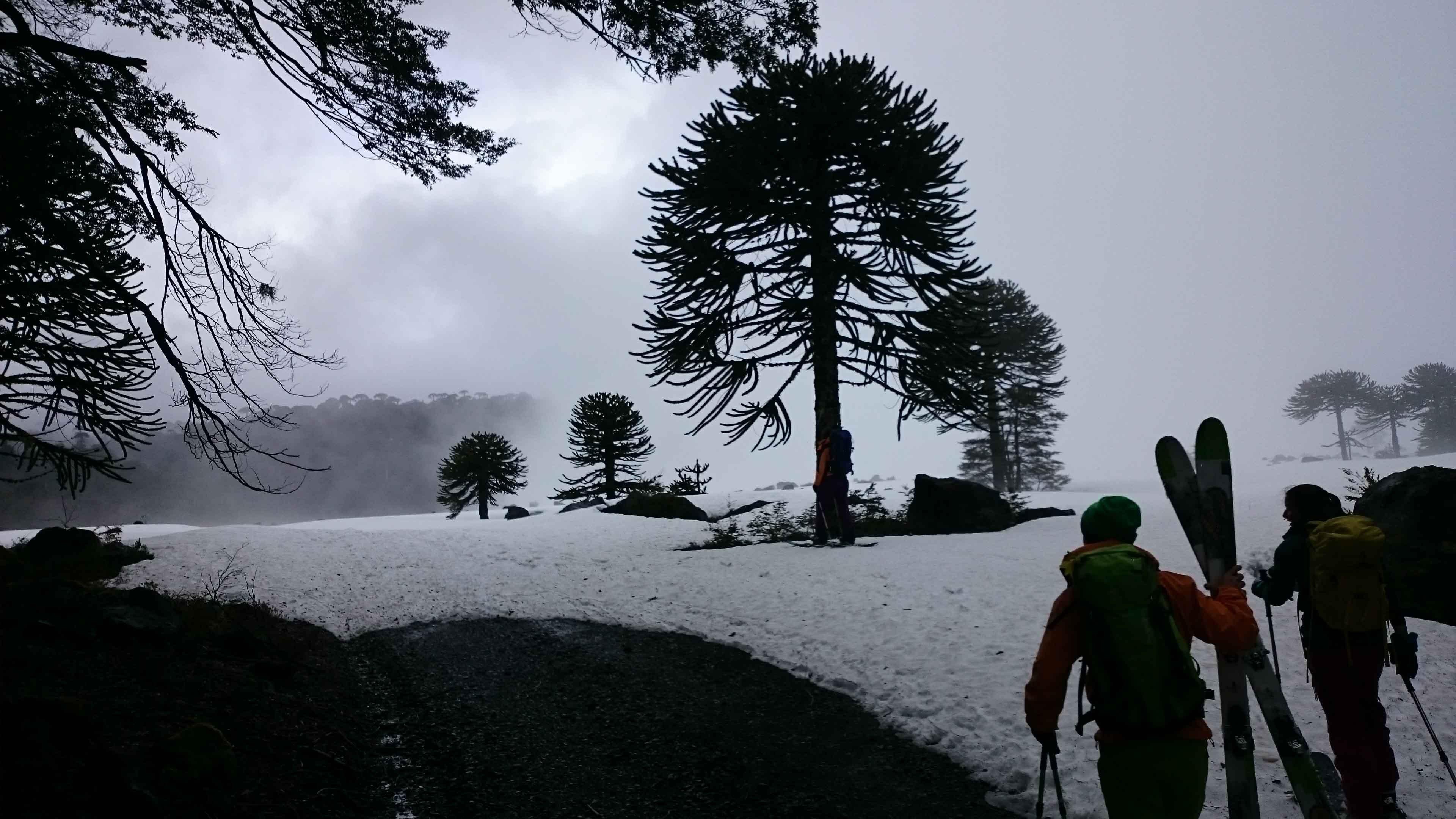 Skitouren Anden