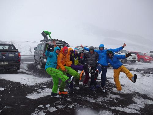 Skitouren Refugio Teski