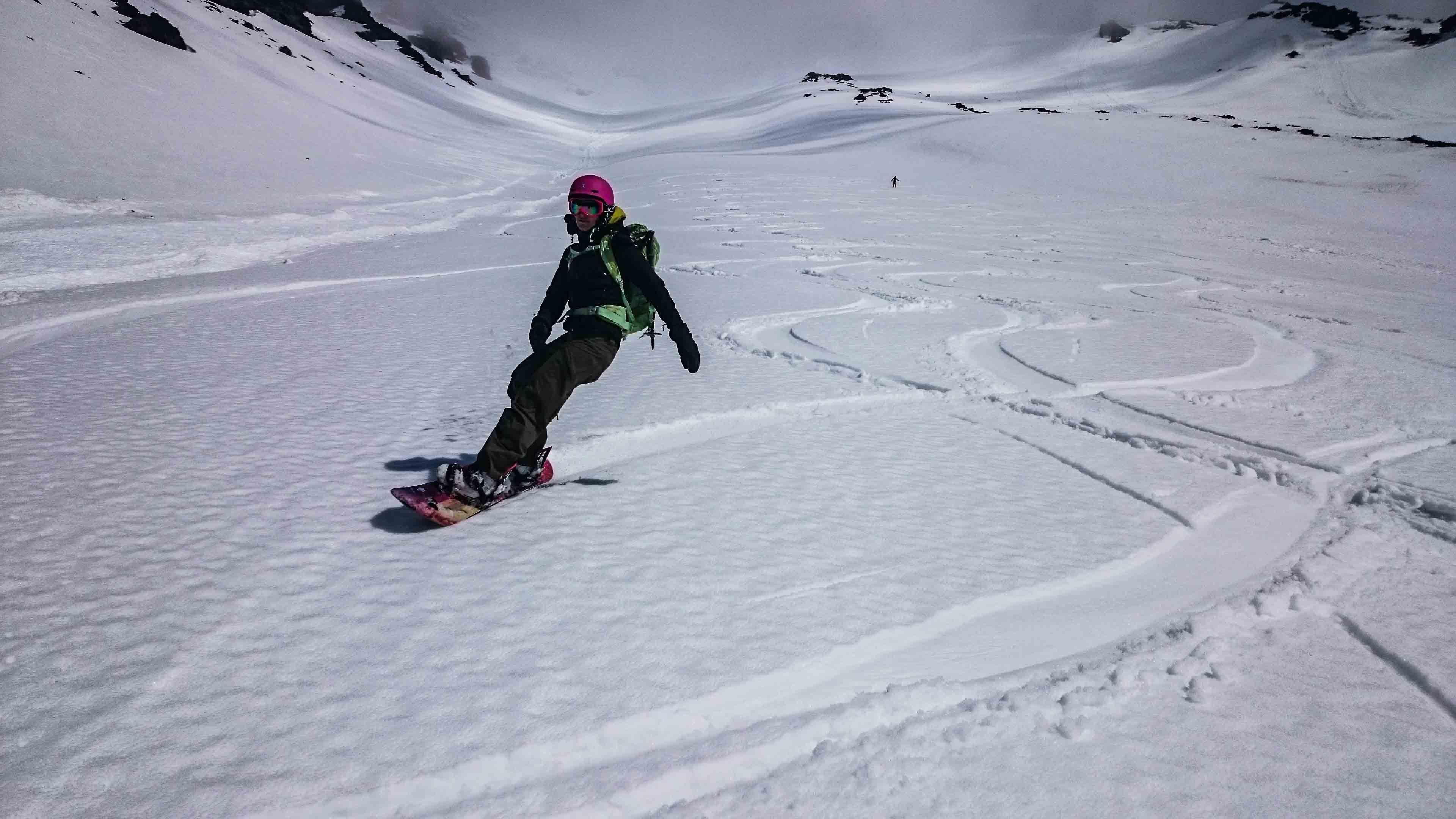 Snowboard Ski Chile