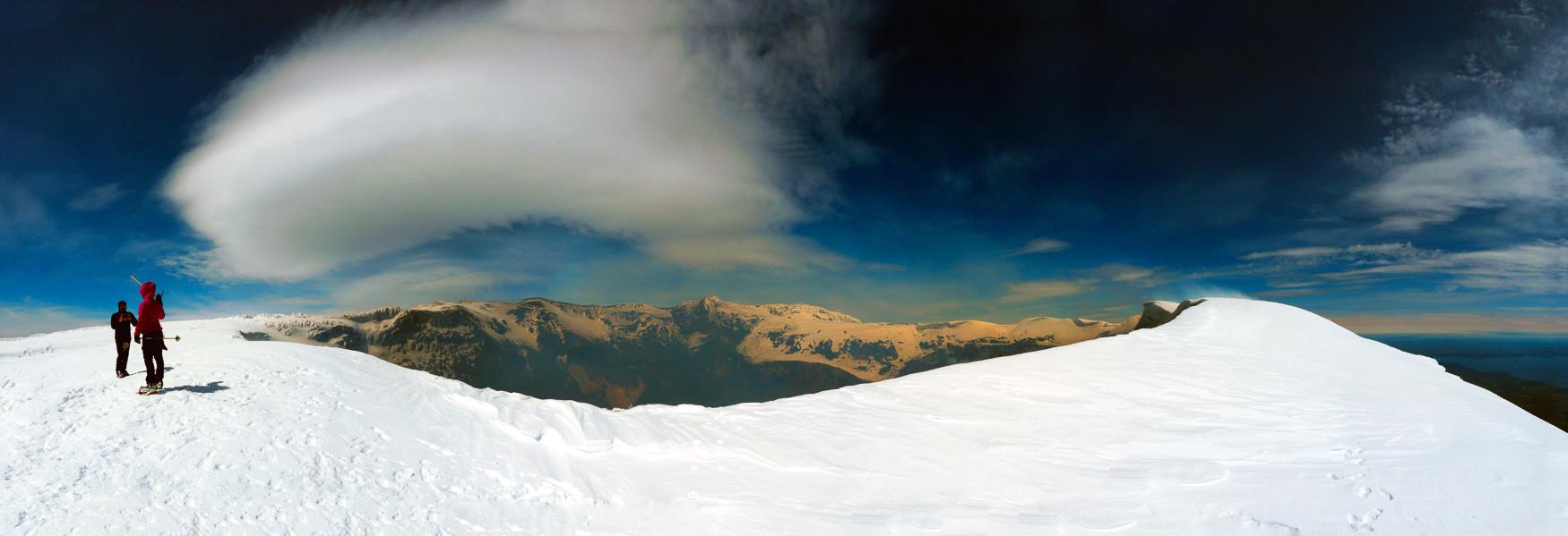Skitouren in den Anden