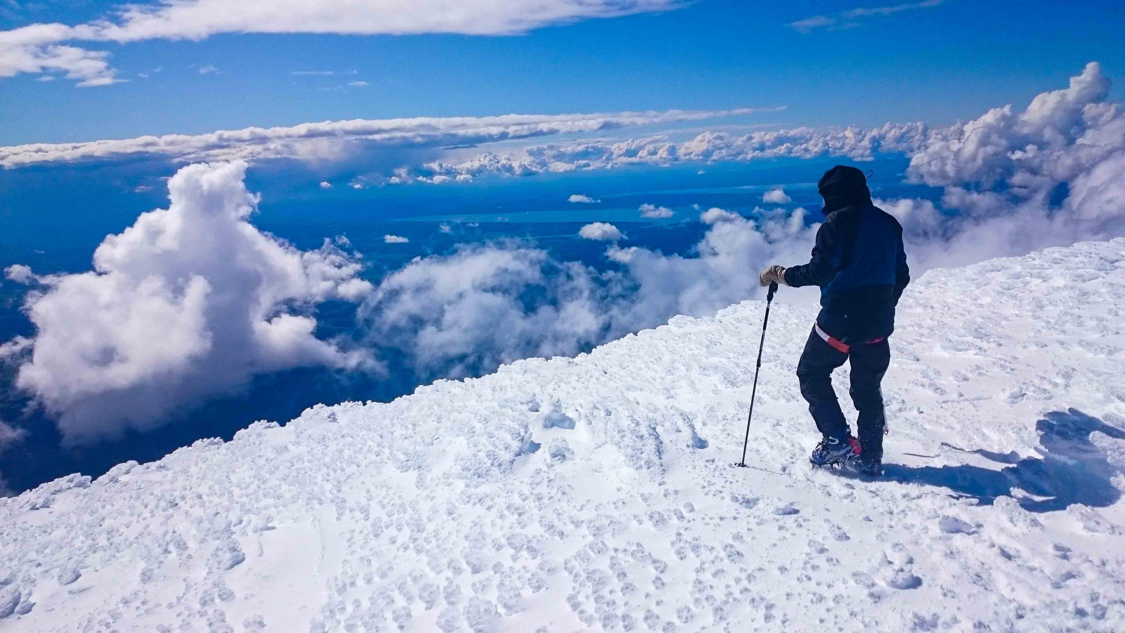 Skitouren Südamerika