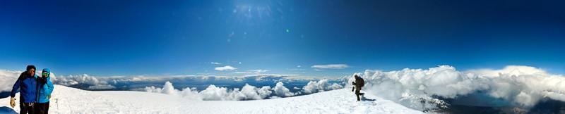 Skitouren in Chile mit Bergführer
