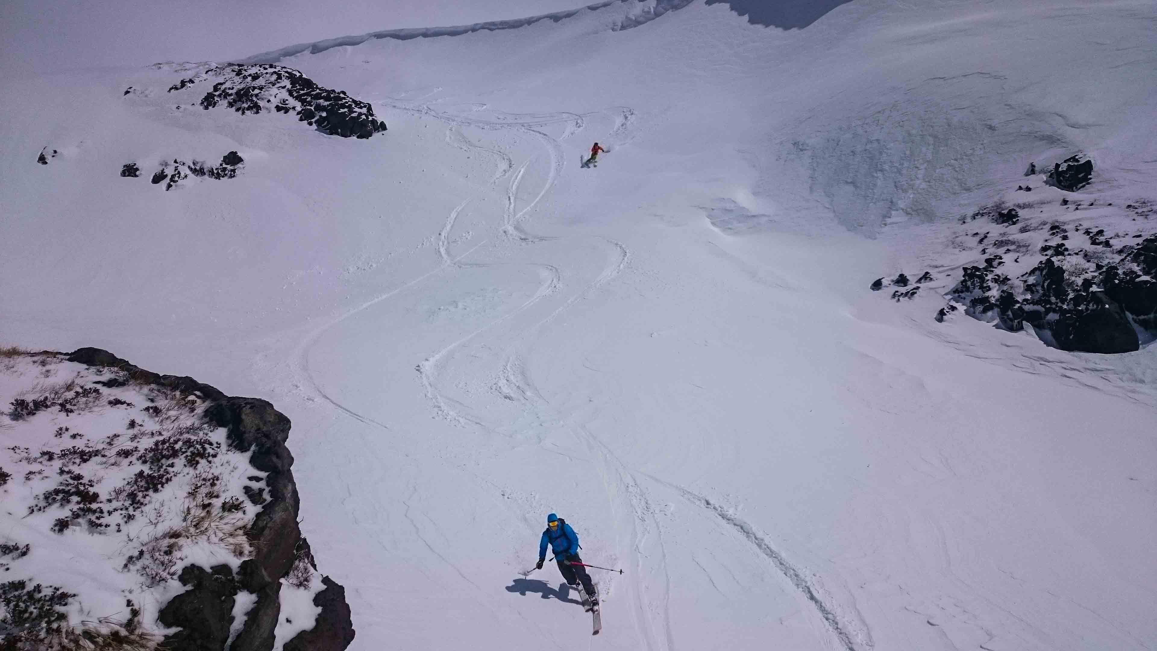Skitouren Pucon