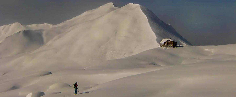 Alpenüberquerung Skitour, Skitour Transalp, Transalp, Alpenüberquerung mit Ski,
