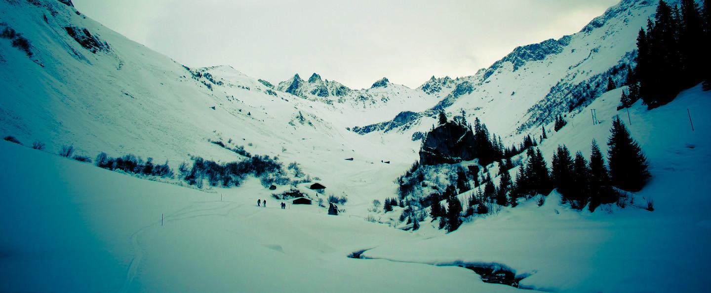Skitour Bergschule, St Antönien Skitouren, Bergführer St Antönien, Skitour Transalp, Alpenüberquerung Bergführer