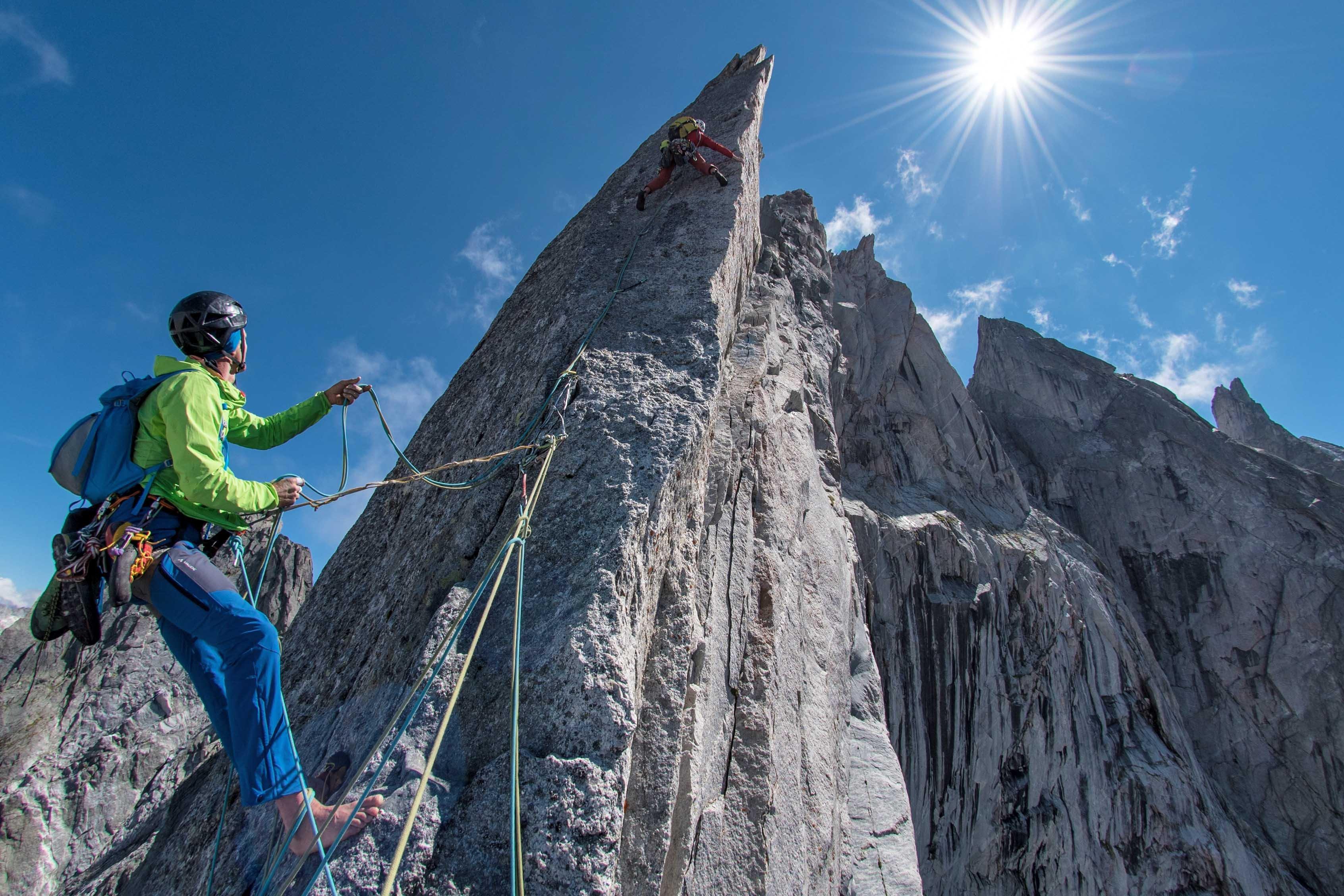 Bergell Alpinklettern, Schweiz klettern, Bergführer Bergell