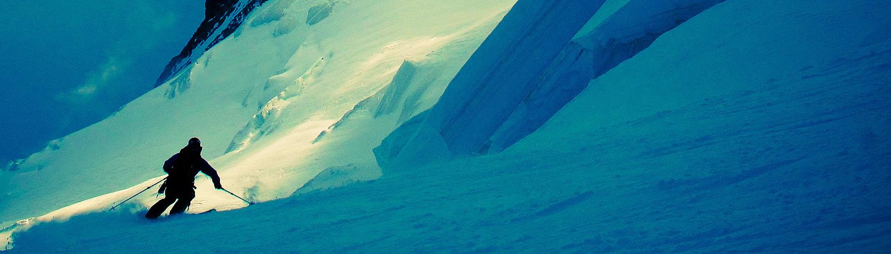Skidurchquerung Dauphine