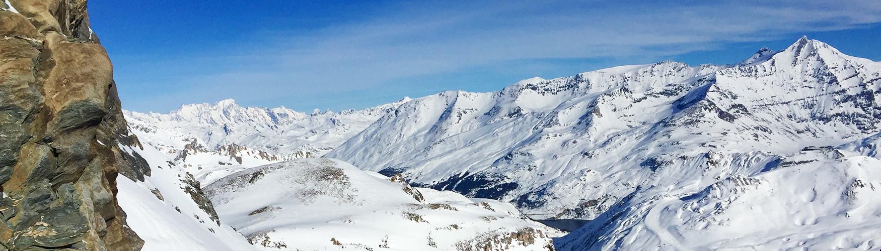 Freeride Val-Isere Frankreich