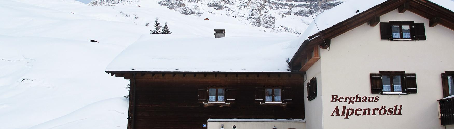 Skitour Stützpunkte, Freeride Schweiz