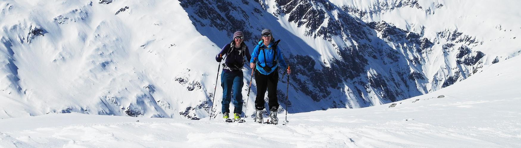 Bergführer Skitouren Ammerer Hof, Österreich