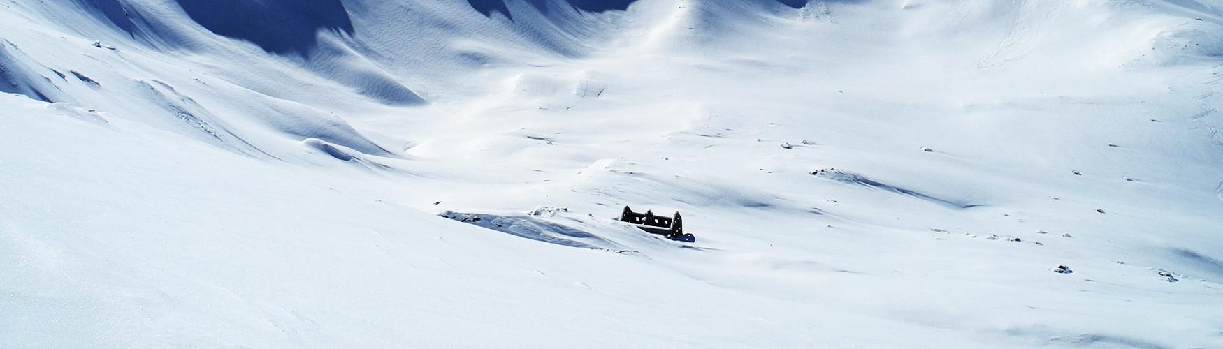 geführte Skitouren Ammerer Hof, Österreich