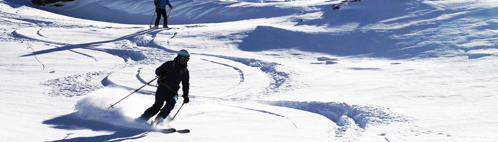Skitouren Kurs, Skitourenkurs Bergführer