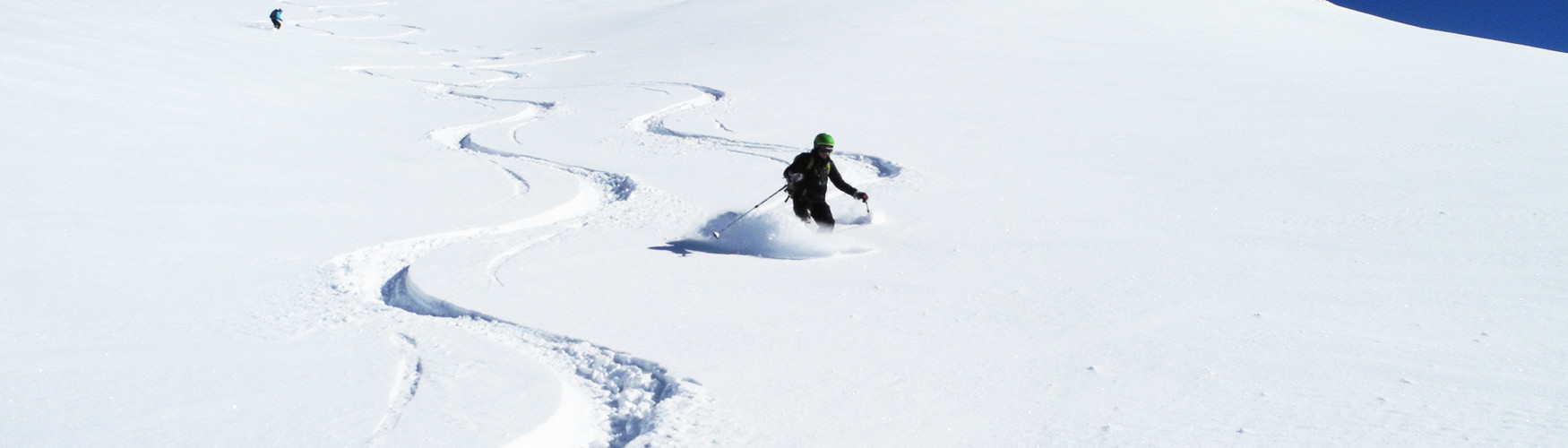 Skitouren Kurs, Skitourenkurs