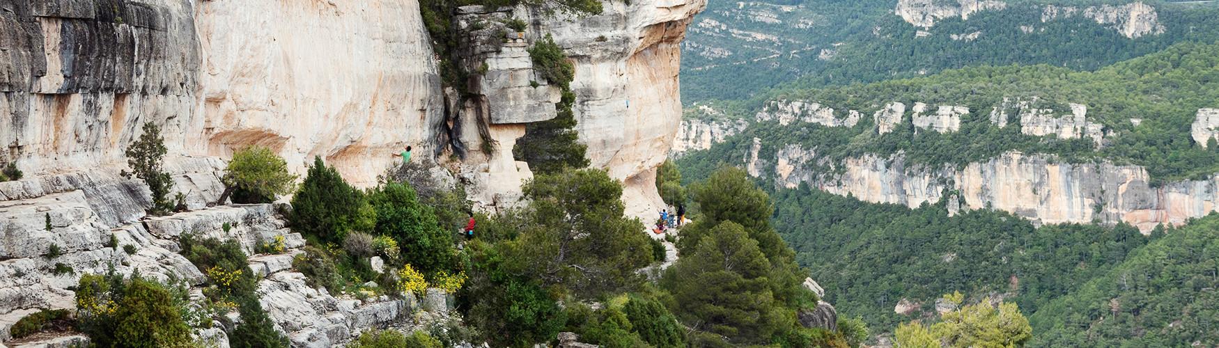 Kletterreise Katalonien, Spanien