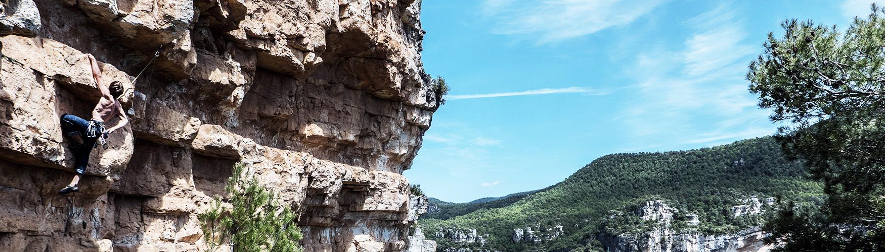 Kletterreise Urlaub