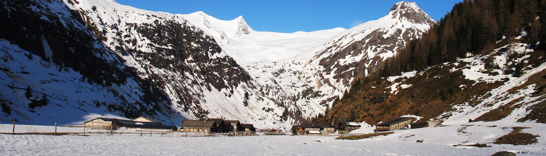 Skidurchquerung Tirol Österreich Hohe Tauern