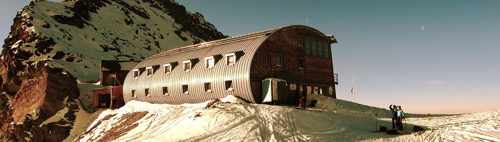 Skidurchquerung Tirol Österreich