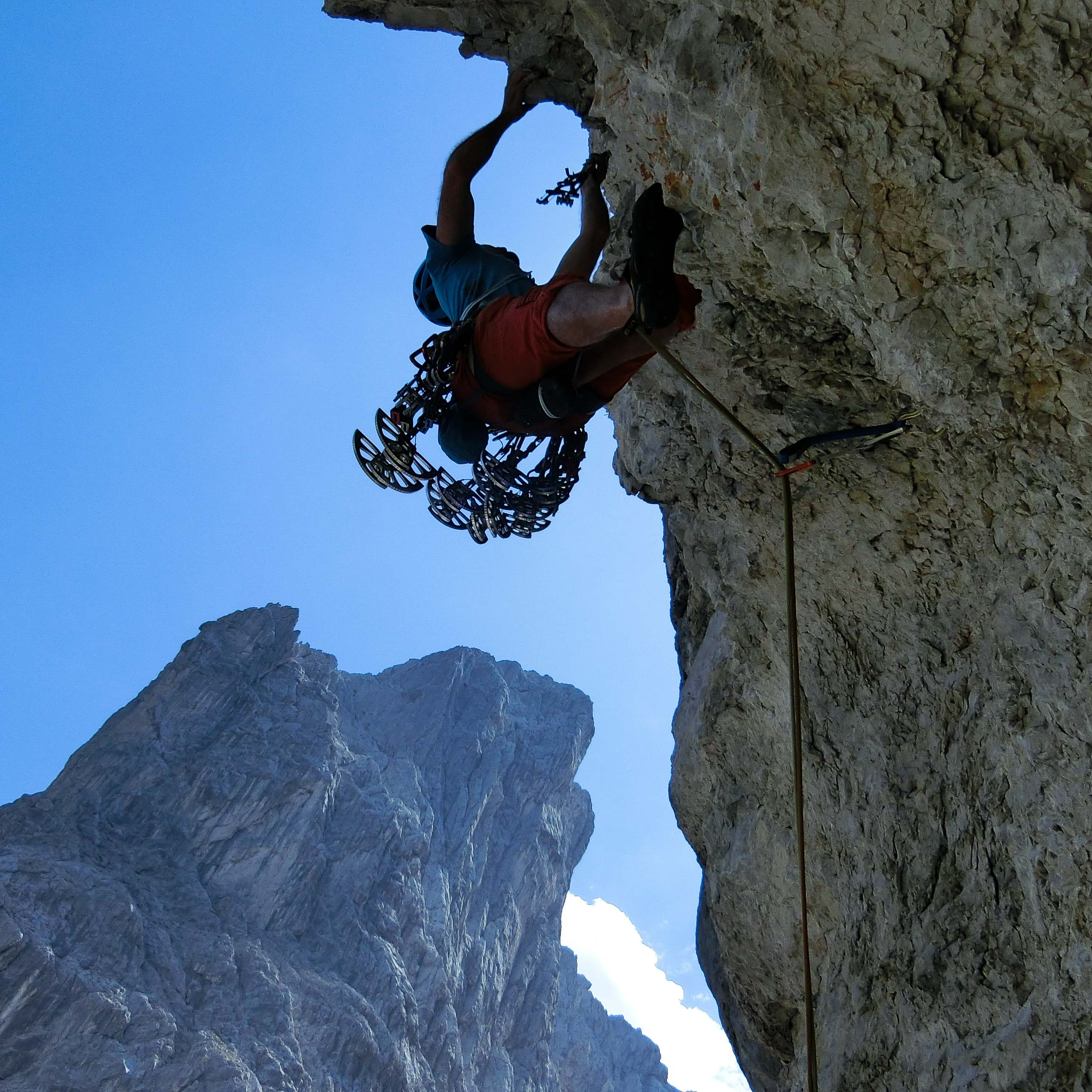 Alpinklettern Wilder Kaiser, Bergführer für Wilder Kaiser Klettern