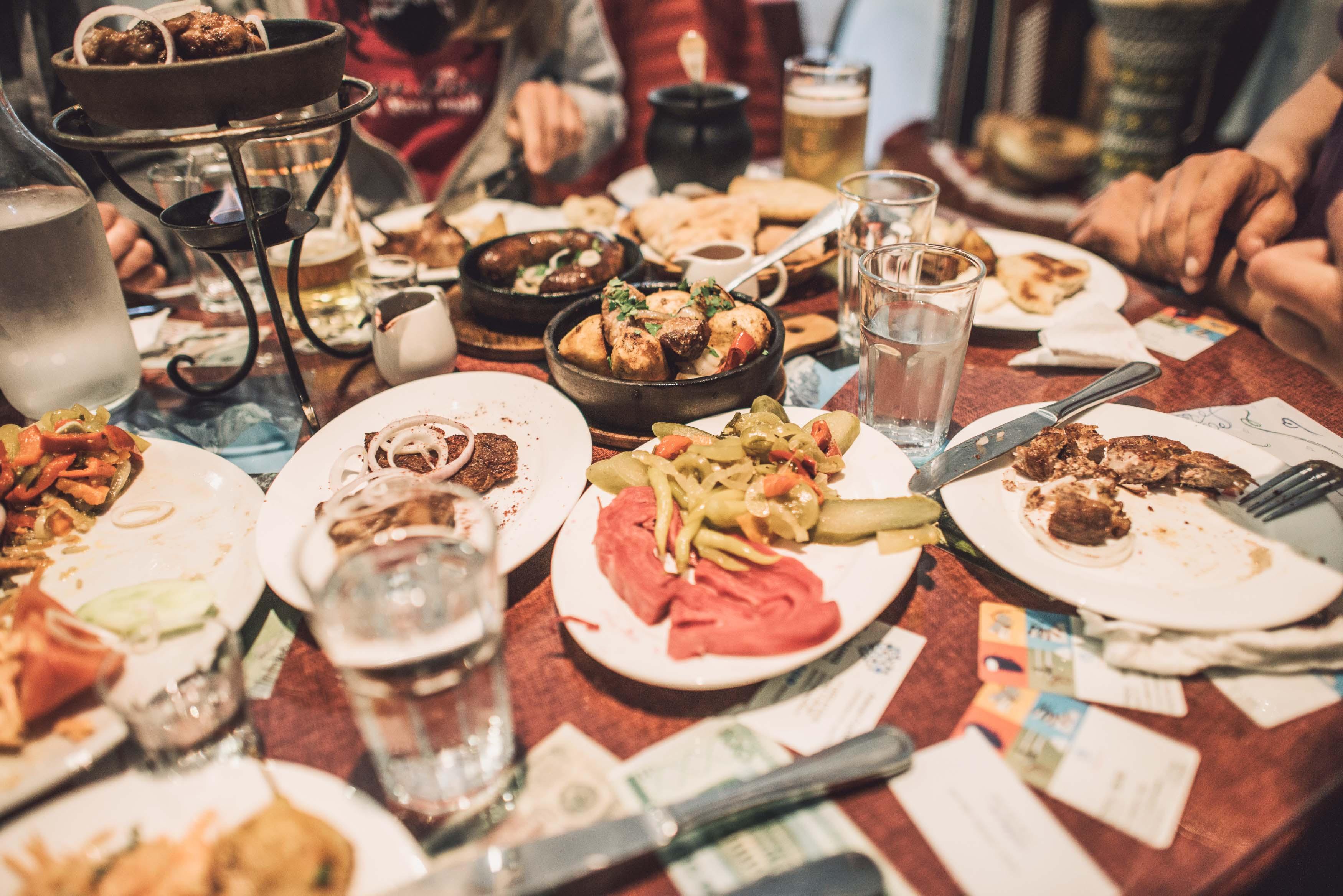 Georgisches Essen