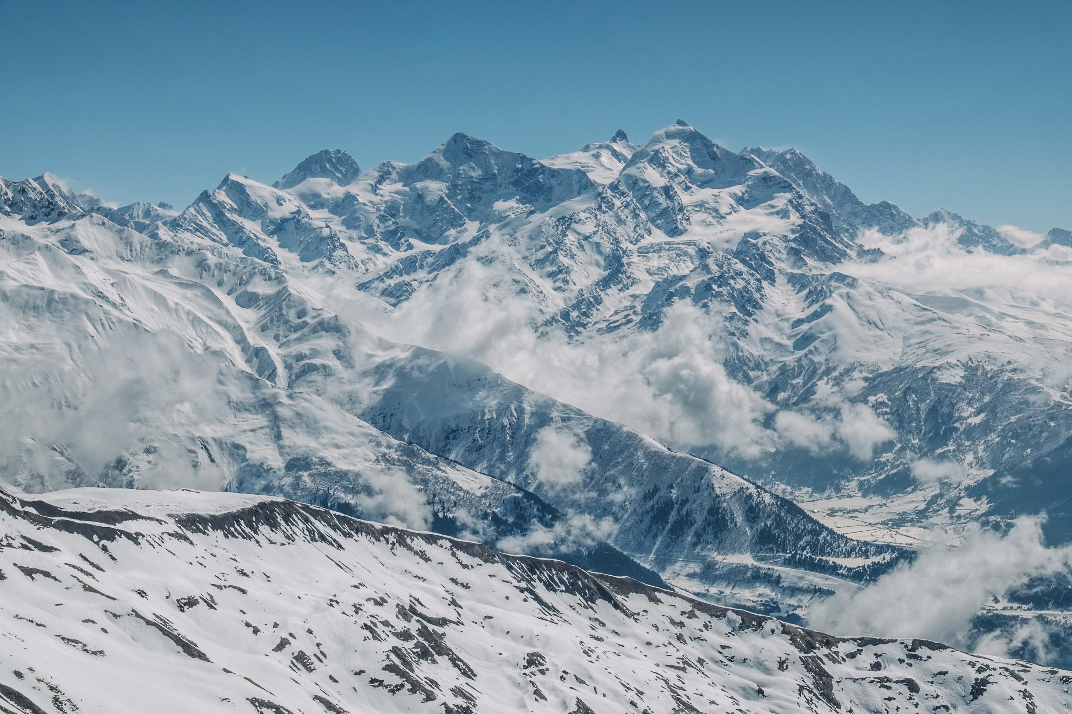 Skitour Swanetien
