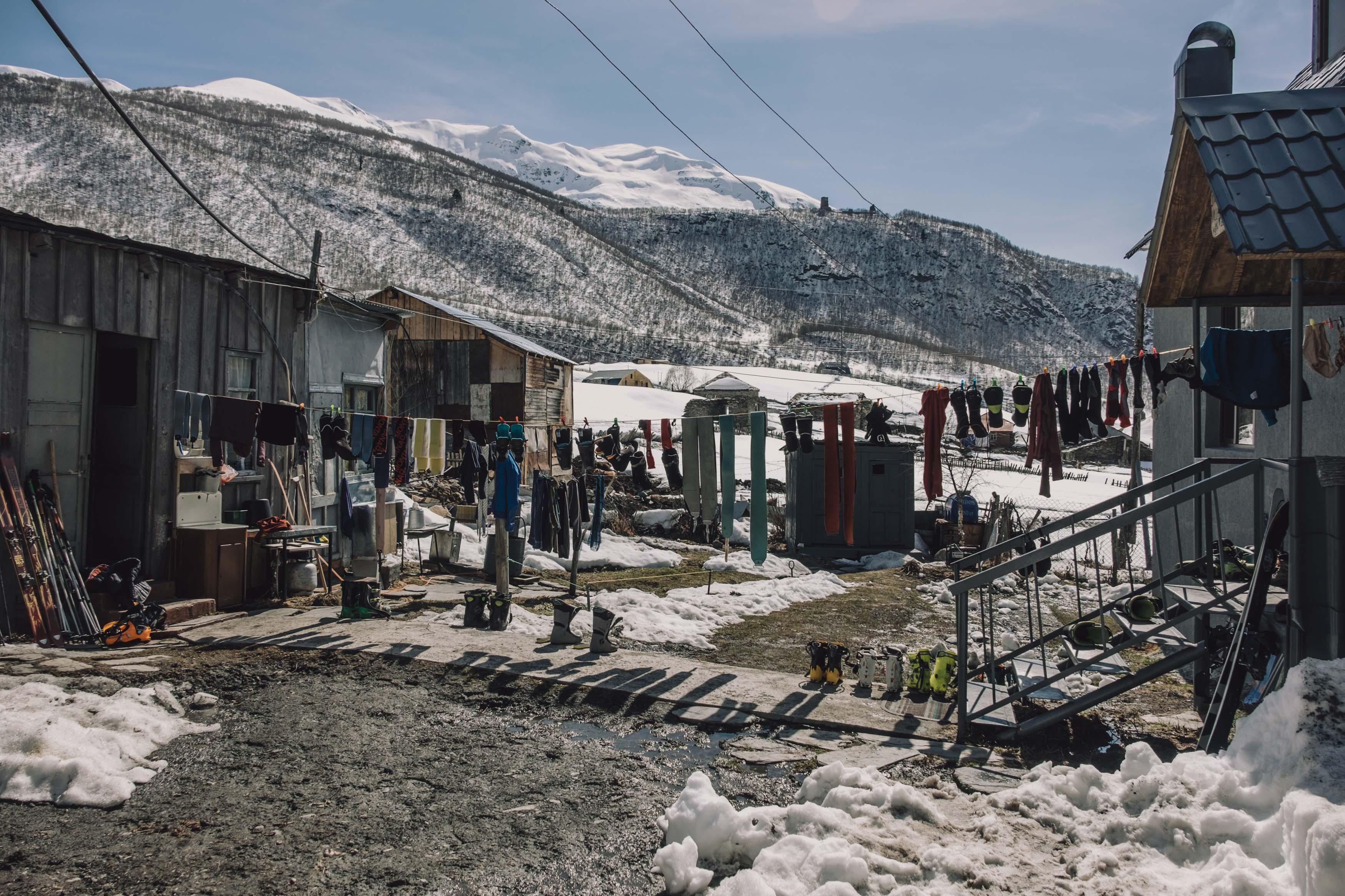 Ushguli Ski