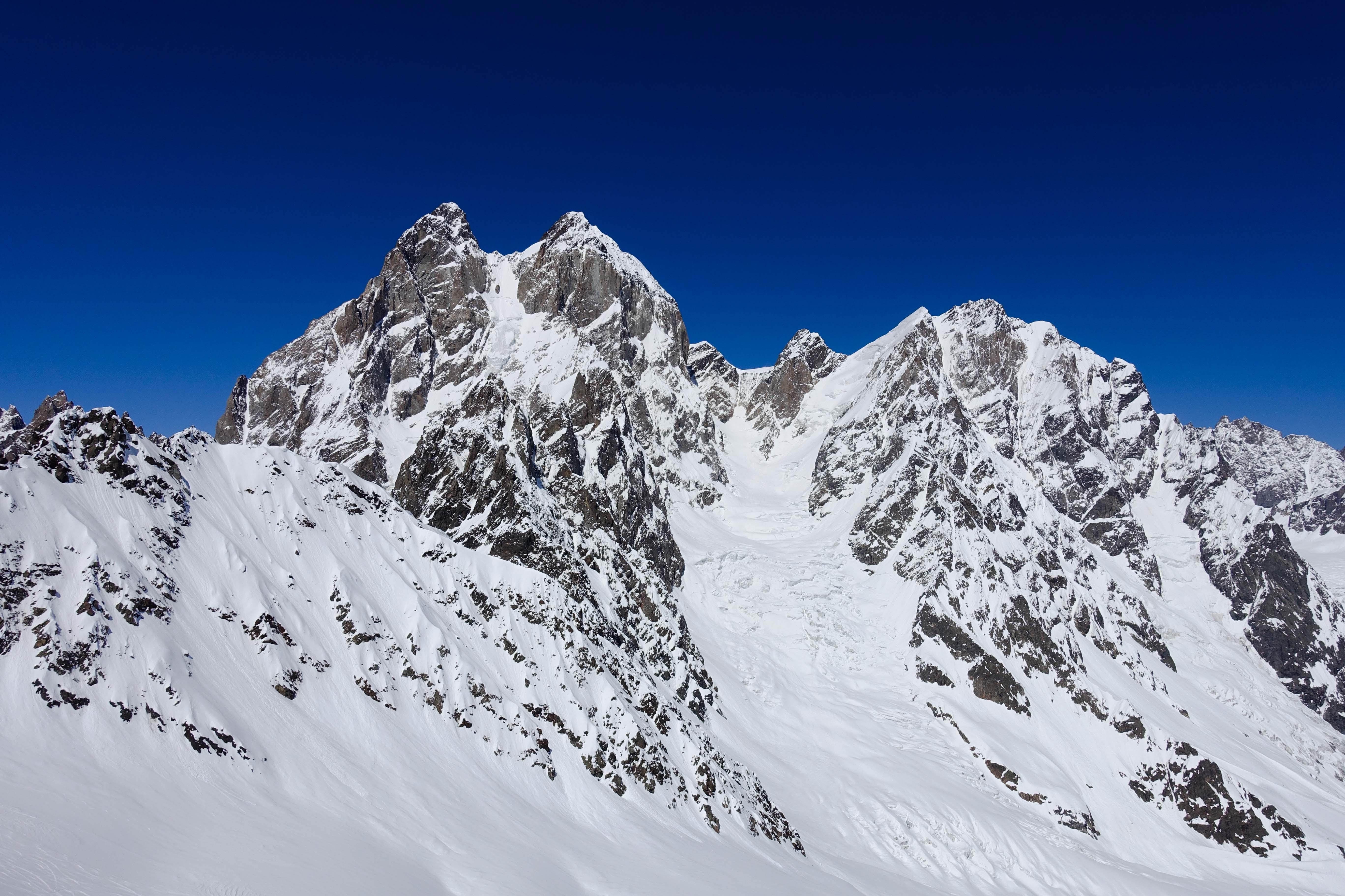 Skitourenreise Swanetien