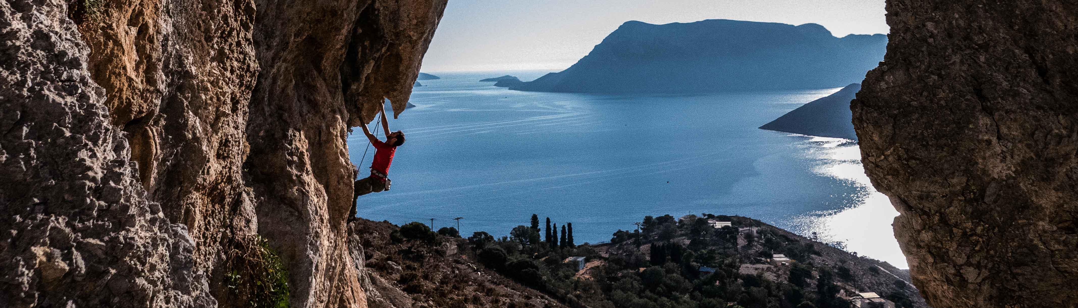 Klettern Leonidio