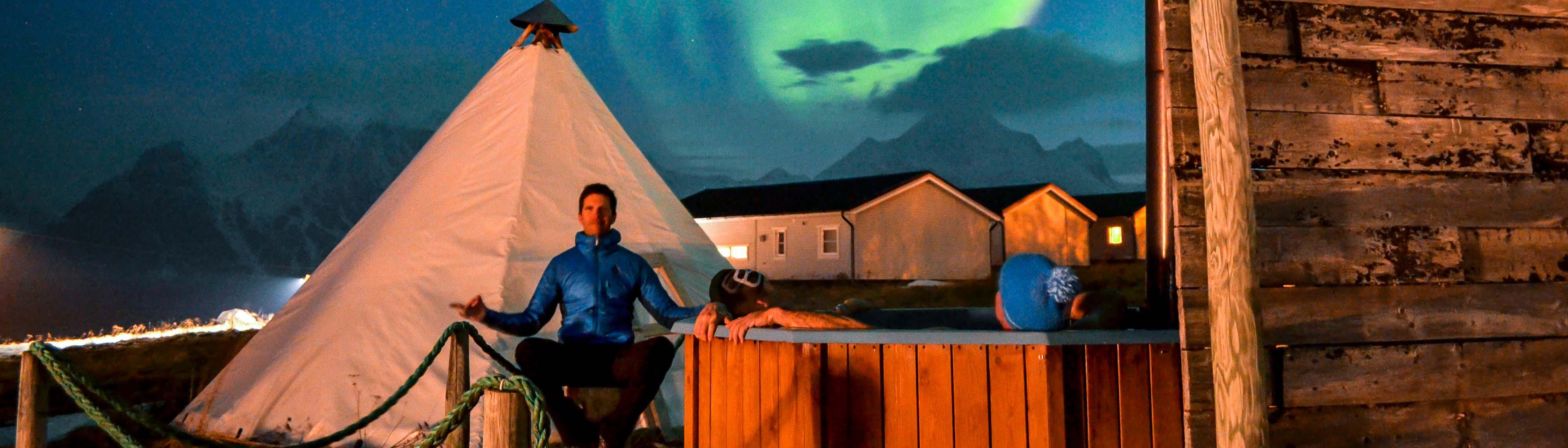 Skitour Norwegen mit Hotel